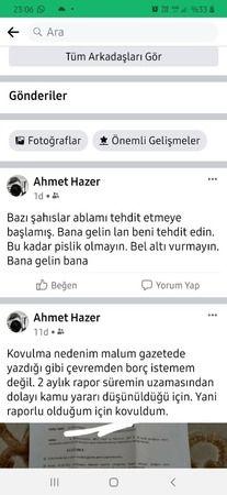 İşten kovulan gazeteci İzmit Belediyesi'ni böyle deşifre etti