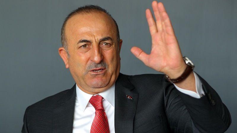 Dışişleri Bakanı Çavuşoğlu'dan Afgan göçüyle ilgili açıklama