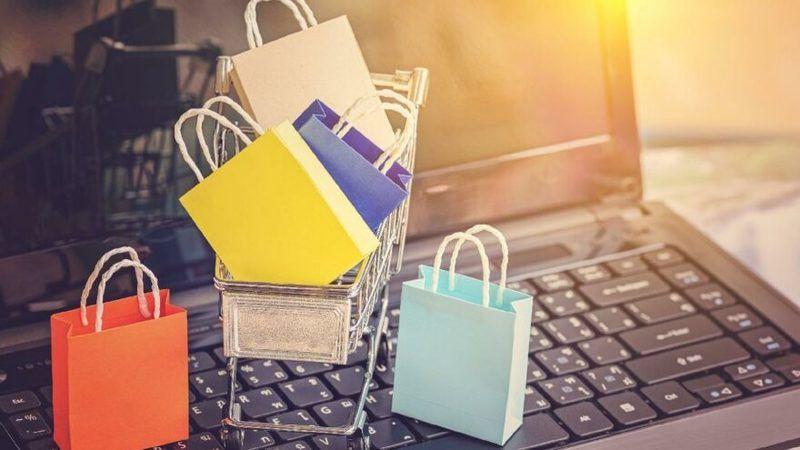 Online satışlara rekor geldi