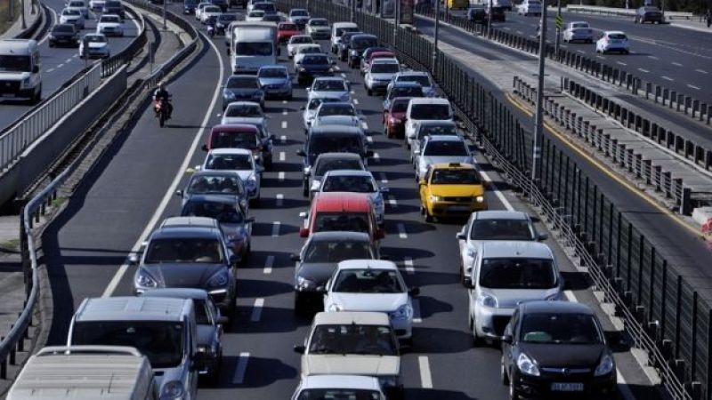 Kocaeli trafiğinde kaç araç var?