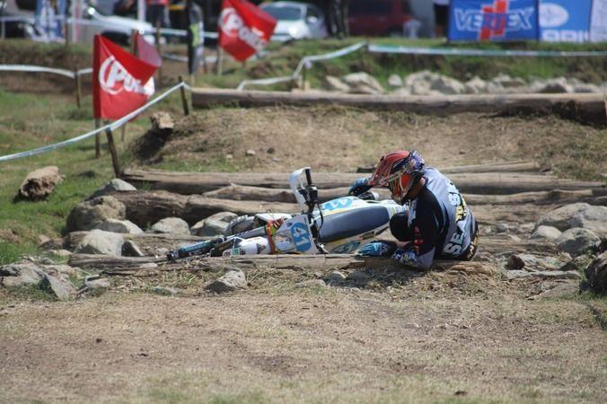 Nefes kesen Türkiye Enduro ve ATV Şampiyonası başladı