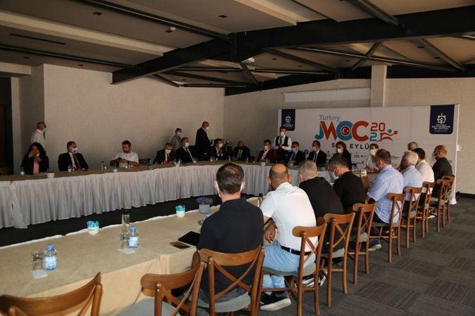 31 ülkeden 270 sporcu Kocaeli'de ter dökecek
