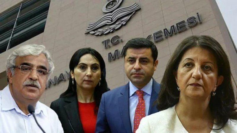HDP'ye kapatma davasında Anayasa Mahkemesi'nden flaş karar