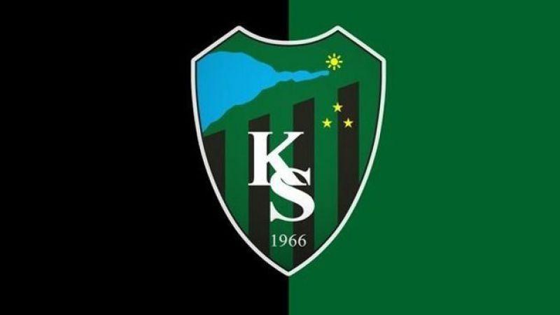 Kocaelispor'da şok ayrılık!