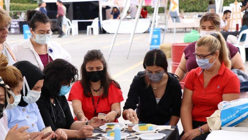 İzmit Kadın Festivali başladı