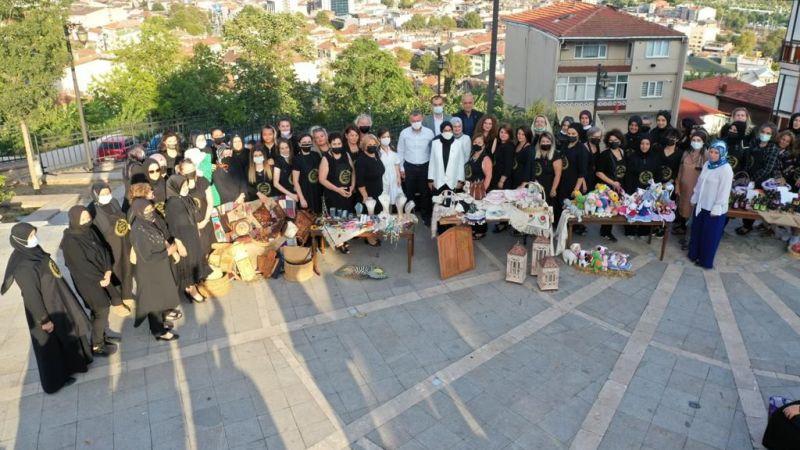 Marmara Kadınlar Birliği'nden geniş katılımlı aşure günü