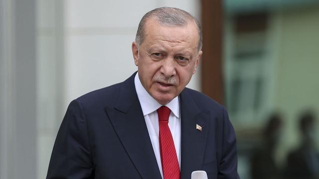 Erdoğan'dan aşı açıklaması: Zorlayıcı olmak istemiyoruz