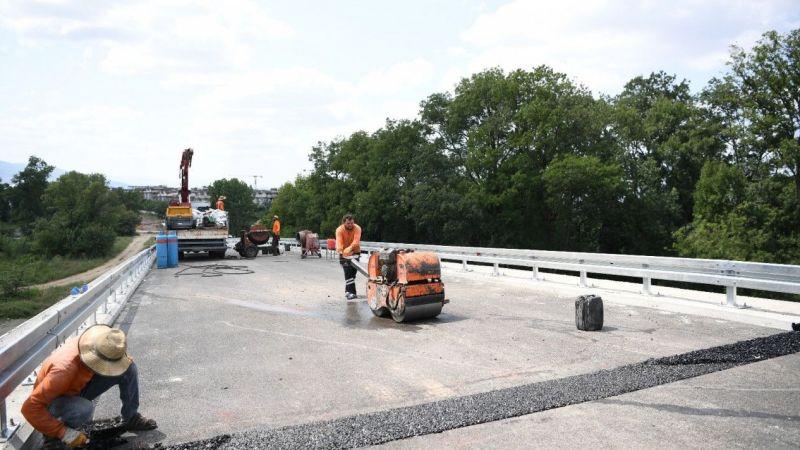 Ataevler köprüsü hala açılmayı bekliyor