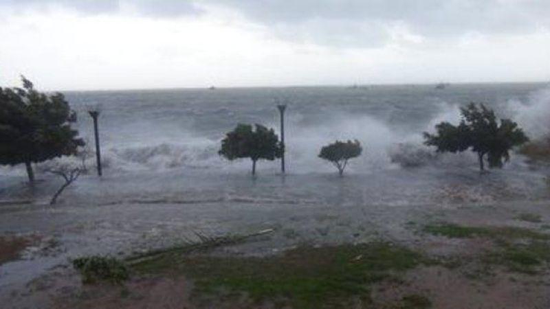 Marmara Bölgesi'nde Kuvvetli Rüzgar ve Fırtınaya Dikkat!