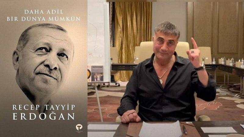 Sedat Peker'den Erdoğan'ın kitabına çok konuşulacak yorum!