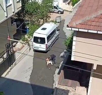 Eşini sokak ortasında vurmuştu, adliyeye sevk edildi