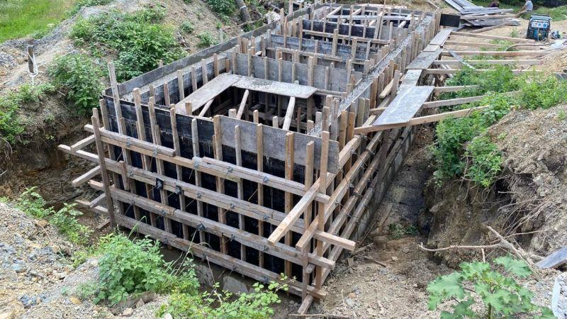 Kandıra'da altyapı çalışmaları devam ediyor