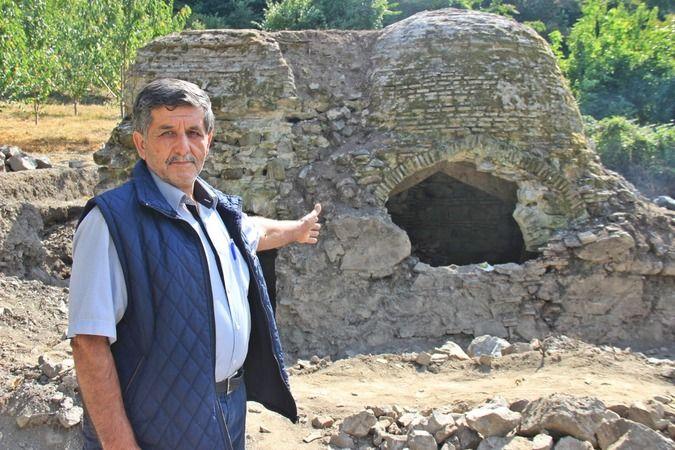 16. yüzyıldan kalma hamamı belediyeye devretti