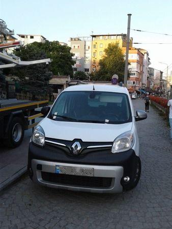 Tramvay yoluna park eden araçlara ceza!