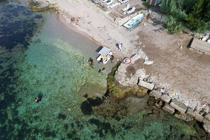 Karadeniz'de ilk! Kerpe'de sualtı kazısı başladı