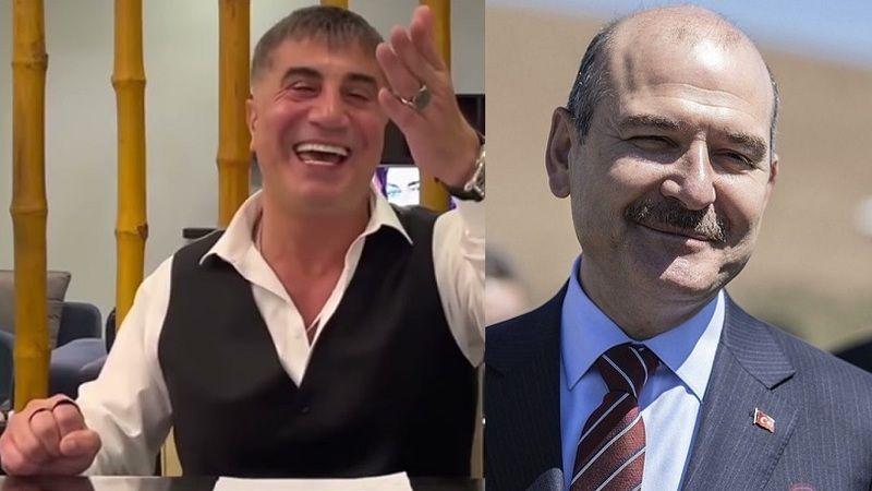 Sedat Peker yeniden Süleyman Soylu'yu hedef aldı