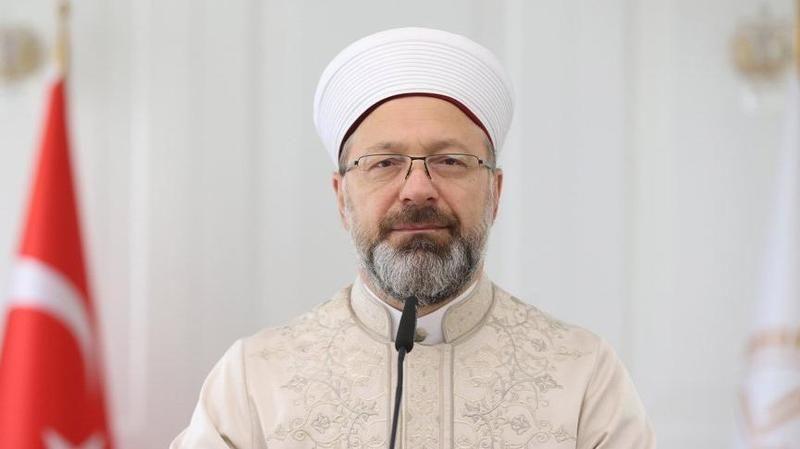 Ali Erbaş, yeniden Diyanet İşleri Başkanlığı'na atandı