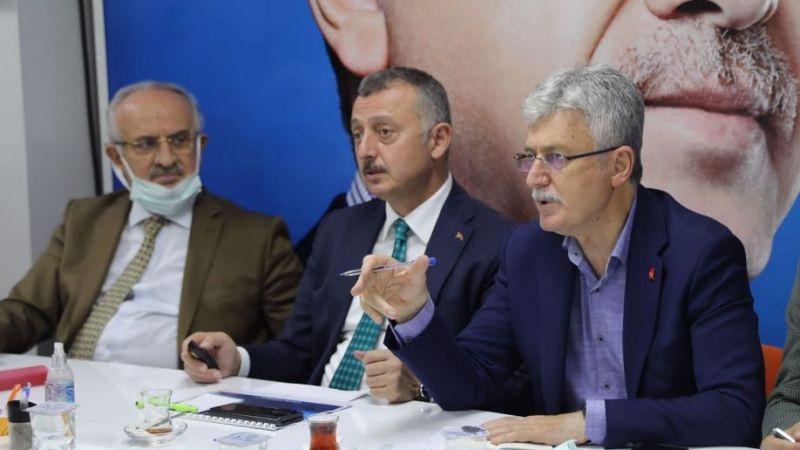 Cumhurbaşkanımızı ve AK Parti'yi hedef alıyorlar