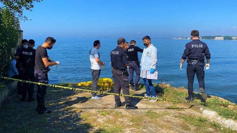 Cesedi kıyıya vuran şahsa ölmeden önce işkence yapmışlar