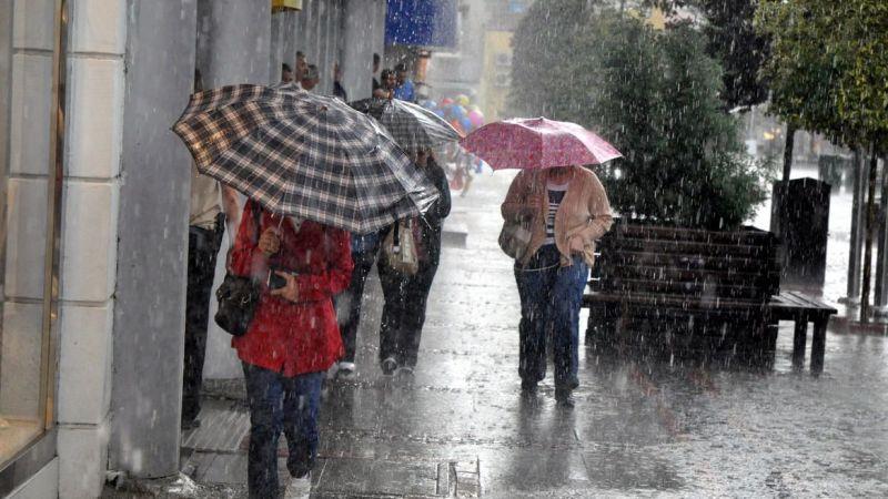 Kocaeli için soğuk ve yağışlı hava uyarı!