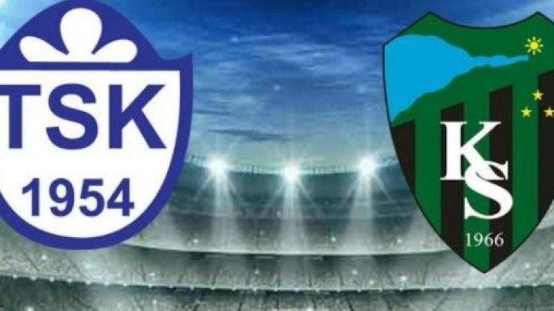 Tuzlaspor 0-1 Kocaelispor