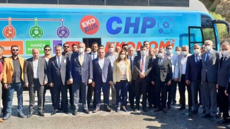 CHP ekonomi masası Zonguldak'ı ziyaret edecek