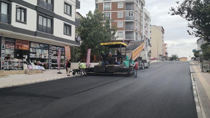 Abdurrahman Korhan Caddesi  artık daha konforlu