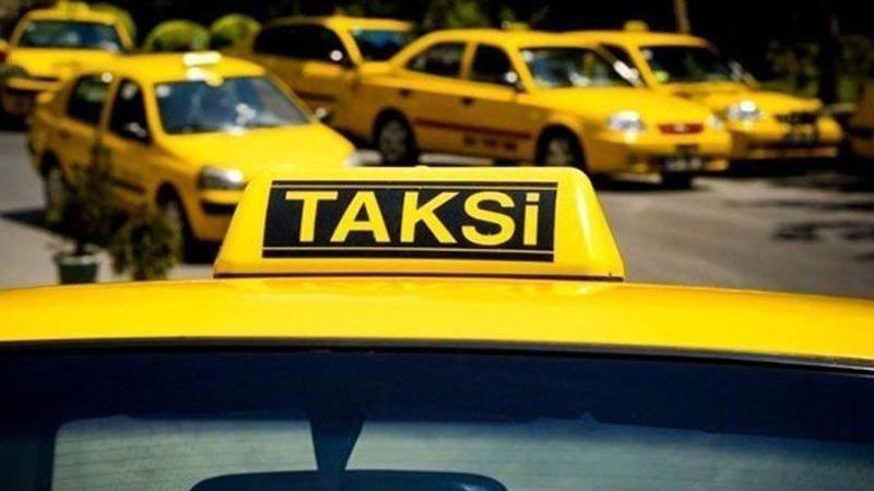 Bakanlıktan 81 ile taksi genelgesi