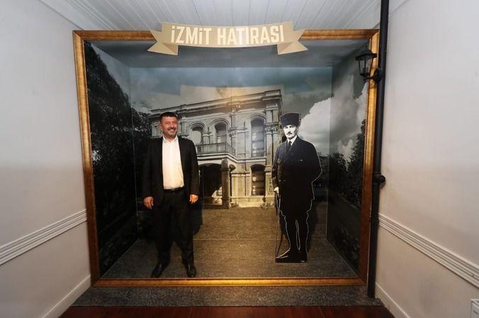 Atatürk Müzesi'ne hayran kaldılar