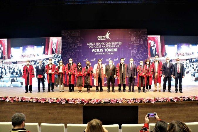 GTÜ 2021-2022 Akademik Yılı açıldı