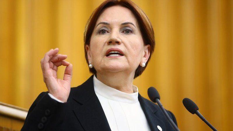 'Başbakanlığa adayım' diyen Akşener, İYİ Parti'nin hedefini açıkladı