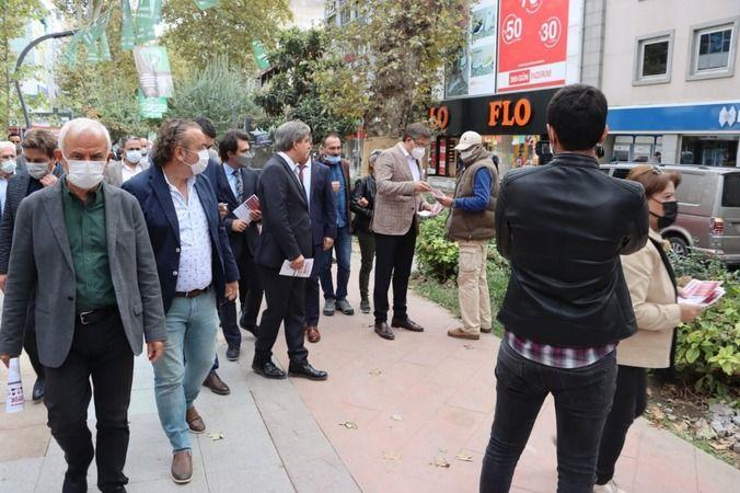 """CHP Kocaeli: """"39 aydır memurlar yüzüstü bırakıldı"""""""