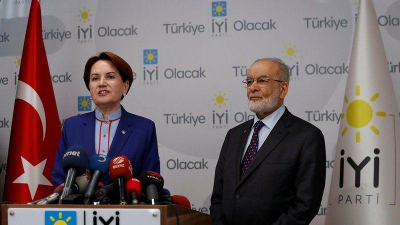 Meral Akşener'den Erdoğan'a: Tak diye söyledi şak diye' yapıldı