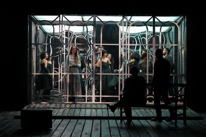 Şehir tiyatroları, 1,5 yıl sonra perde açıyor