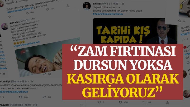 EYT'den hükümete KASIRGA uyarısı!