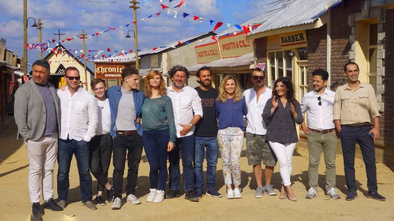 Erkan Kolçak Köstendil, Şebnem Bozoklu ve Ali Atay Turkish Dondurma filminin basın toplantısına katıldı 66
