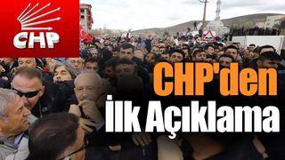 CHP'den İlk Açıklama Geldi!