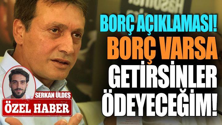 """Özel Haber; Şevki Demirci; """"Kocaeli'nin tek borcsuz belediyesi Çayırova'dır"""""""