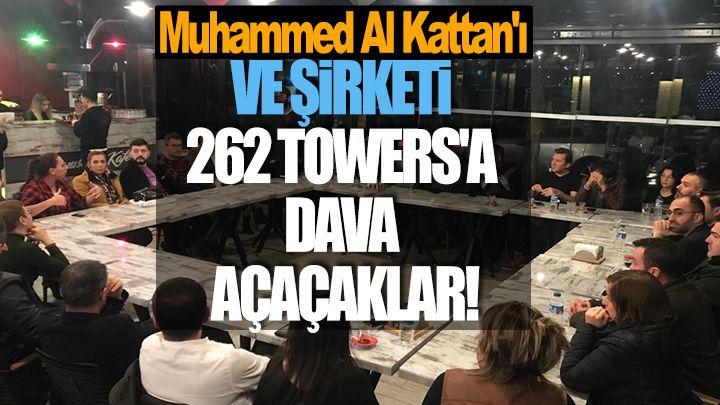 Muhammed Al Kattan'ı Mahkemeye Verecekler!