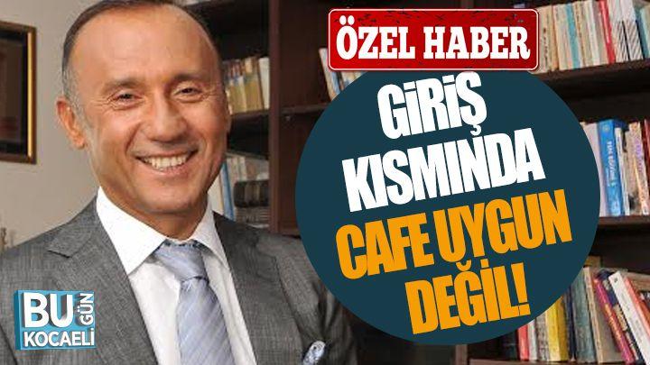 """Talip Emiroğlu; """"YÖK Kriterlerine Göre Binayı Dizayn Edeceğiz"""""""