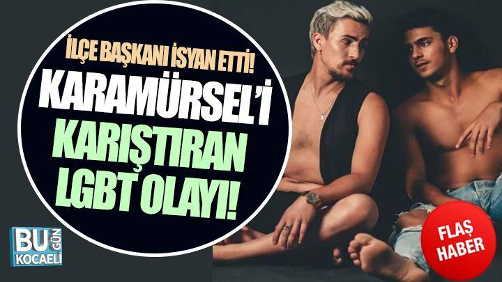 Karamürsel'i Karıştıran LGBT Olayı!