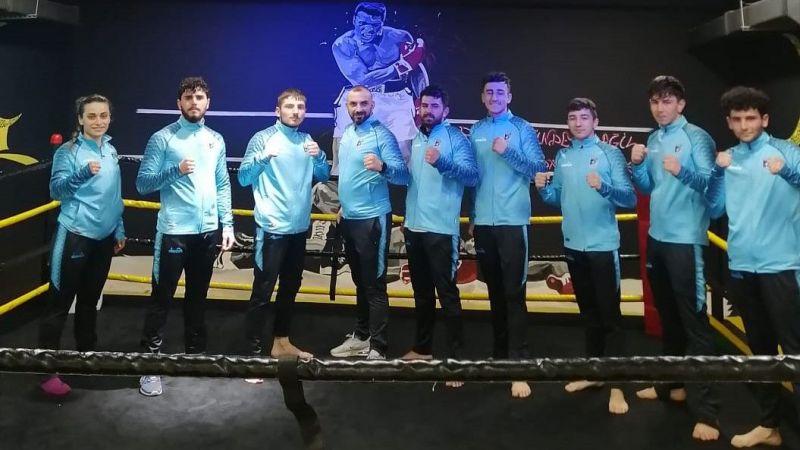 Kocaeli Haber - Darıca, Avrupa Şampiyonası'na 10 Sporcuyla Katılıyor