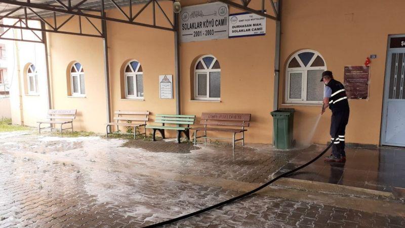Kocaeli Haber - İzmit'in Köylerinde Bayram Temizliği