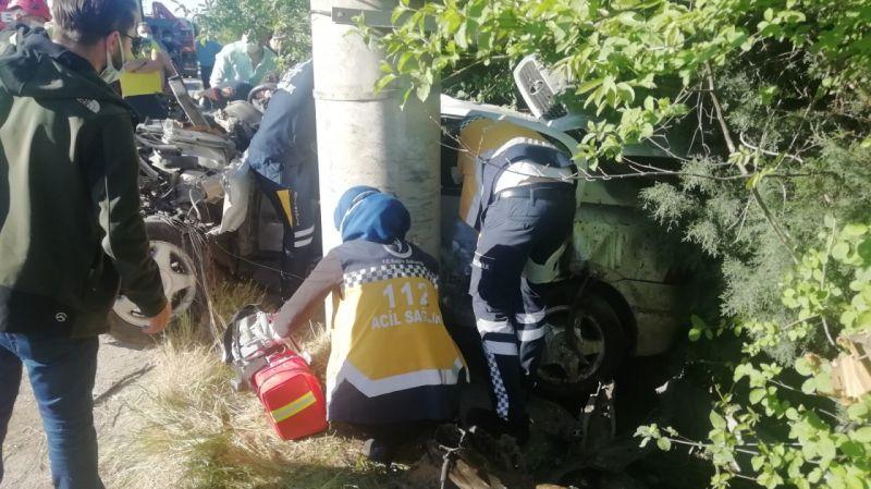 Kocaeli Haber - 1 Kişinin Öldüğü Feci Kazanın Güvenlik Kamerası Görüntüleri Ortaya Çıktı
