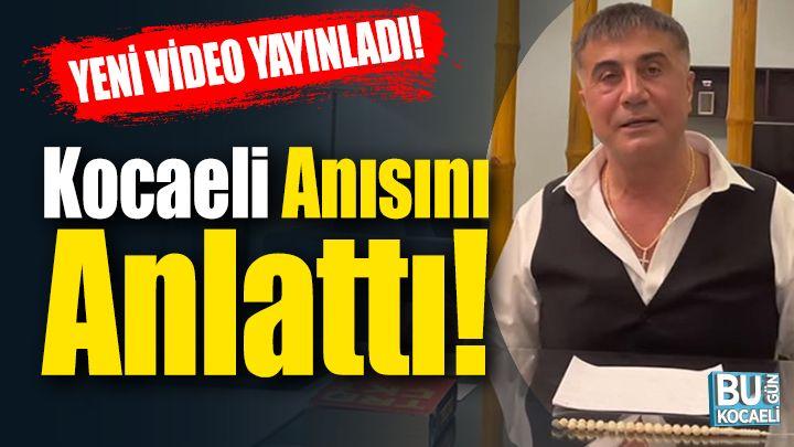 Sedat Peker, Kandıra Cezaevi Anısını Anlattı!