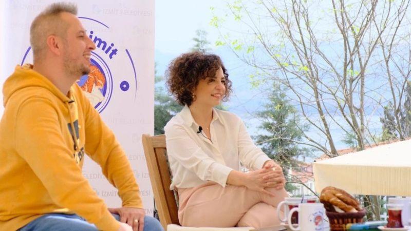 Kocaeli haber -'Çay Simit İzmit' sohbetleriyle ünlü isimleri ağırlanacak