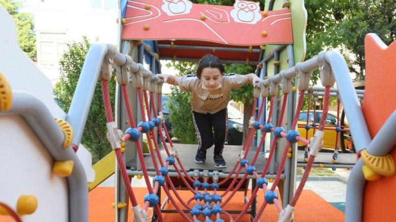 Kocaeli Haber -Teknik Çocuk Parkı Açıldı