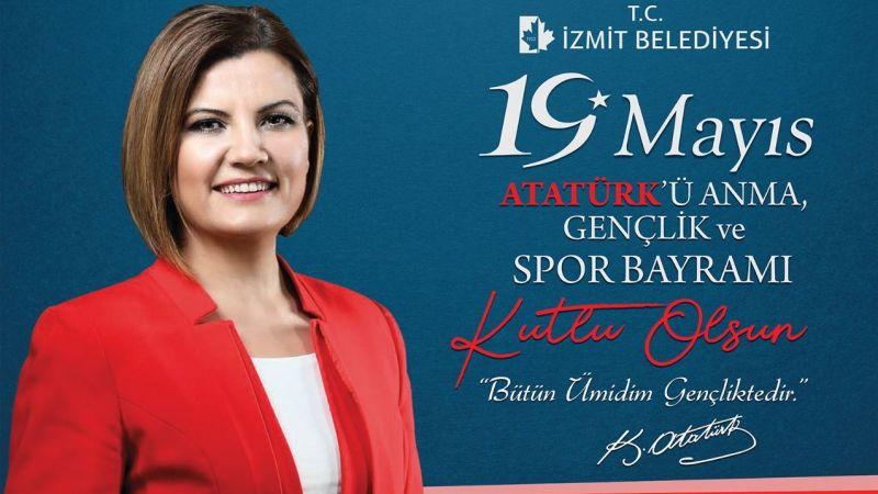 Kocaeli Haber - 19 Mayıs İzmit Sokaklarında Coşkuyla Kutlanacak