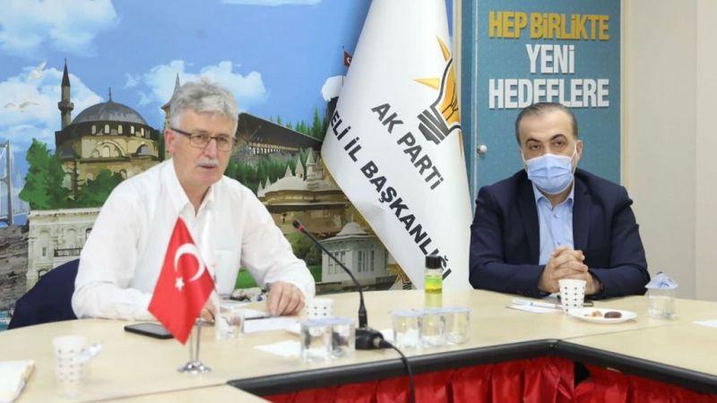 """Mehmet Ellibeş: """"Hükümet hem esnafın, hem de çiftçimizin yanında"""""""