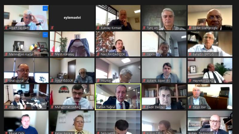 Kocaeli Haber - KSO Meclis Toplantısı Gerçekleştirildi